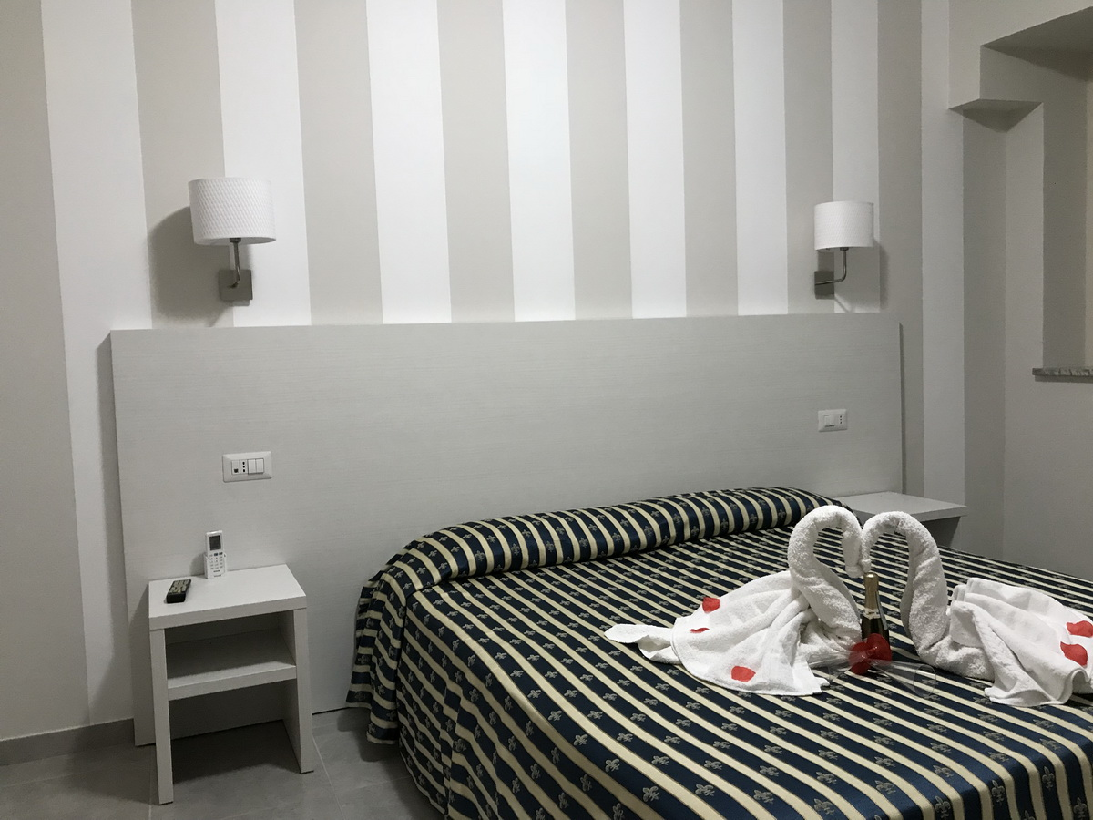 Photo of the rooms - Hotel La Rosetta: Hotels in Minturno, Hotels in Italy